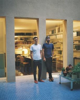 AMOO (Aureli Mora + Omar Ornaque)