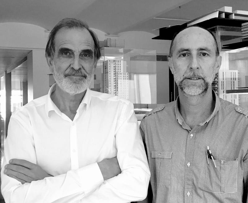 Joan Pascual - Ramon Ausió Arquitectes
