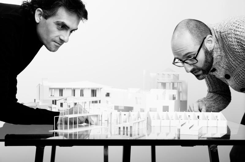 unparell d'arquitectes