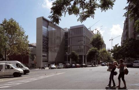 Biblioteca Sagrada Família