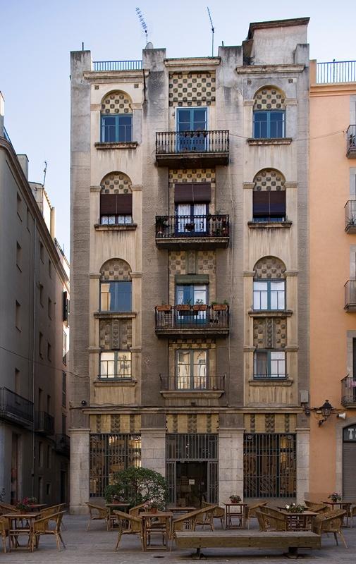Bloc d'Habitatges Salieti