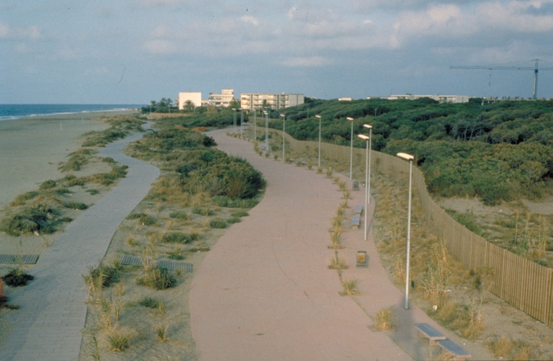 Paseo Marítimo de Gavà