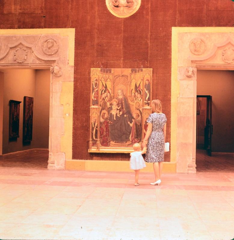 Adequació del Palau Nacional com a Museu d'Art de Catalunya