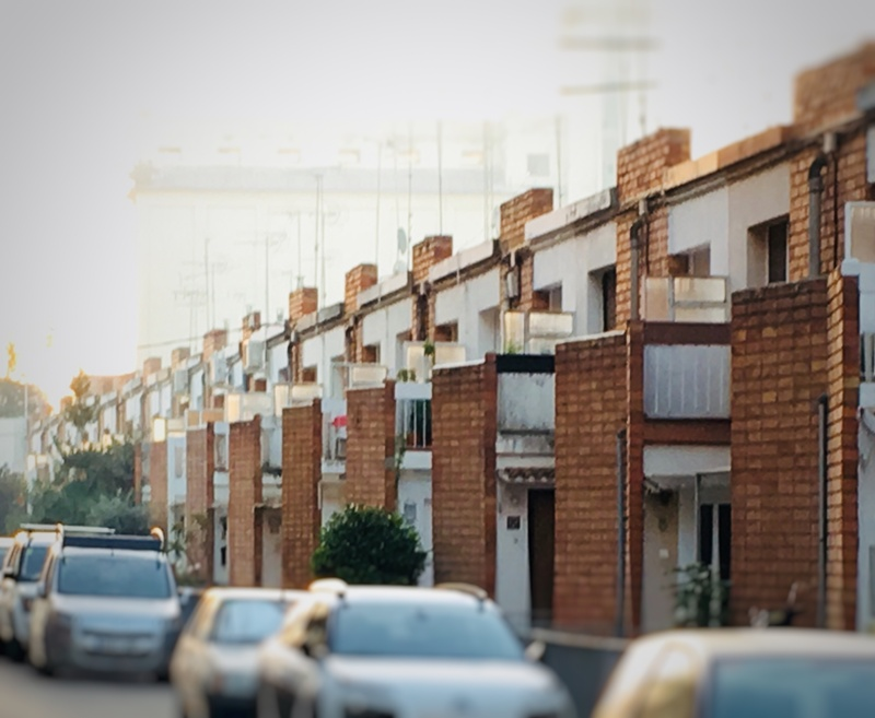 Habitatges en Filera a Balaguer