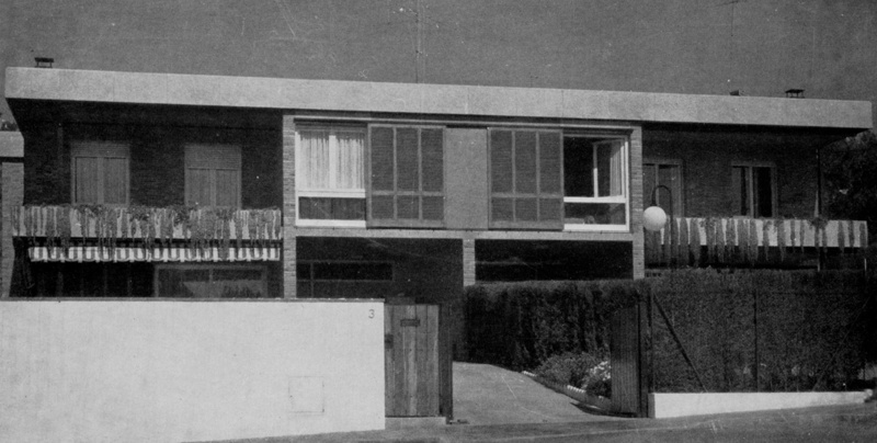 Habitatges Unifamiliars Vallcarca