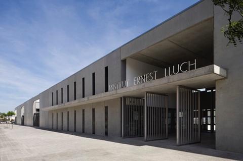 Escola Ernest Lluch i Martí