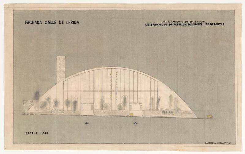 Palau Municipal d'Esports