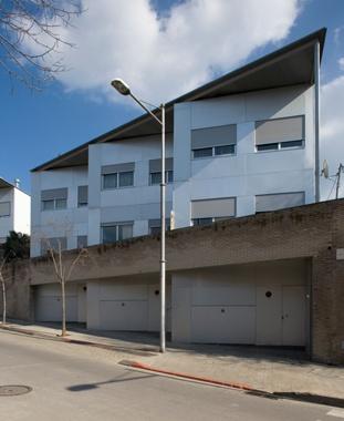 Conjunt d'Habitatges Fora Muralla