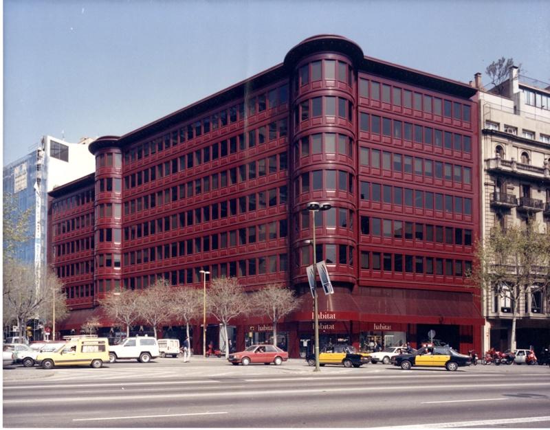 Edifici Habitat