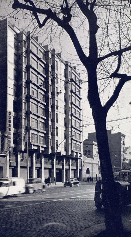 Habitatges Ronda de Sant Pau 42-44
