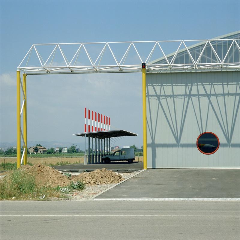 Hangar d'Avions de l'Aeroport del Prat