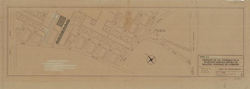 196 Habitatges del Polígon Bellvitge