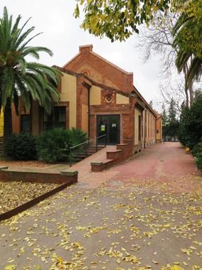Casa Provincial de Maternidad (Pabellones de Infecciosos y Lavaderos)