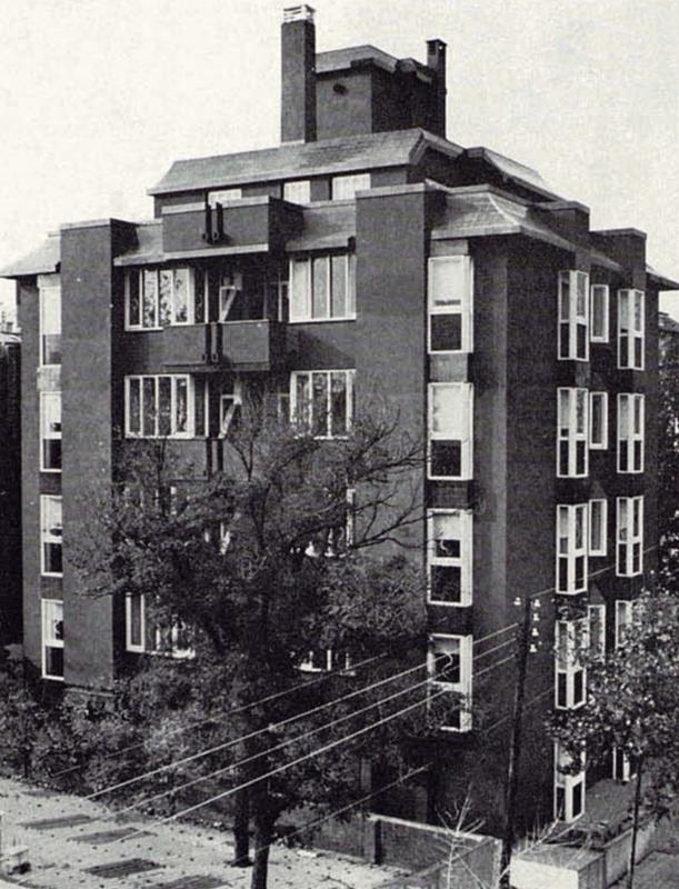 Habitatges Vergós