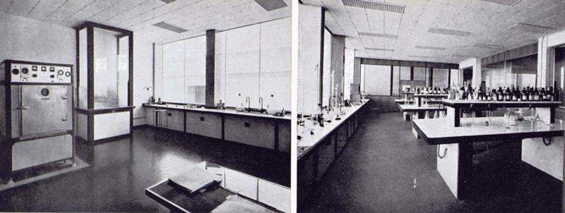 Laboratoris de la Fàbrica d'Automòbils SEAT