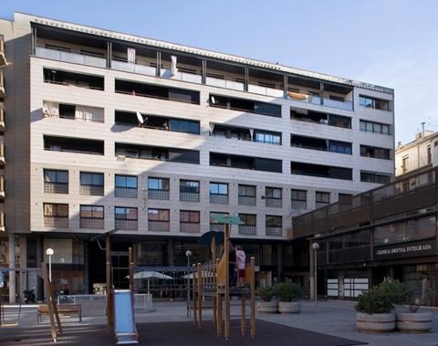 Bloc d'Habitatges Josep Pla