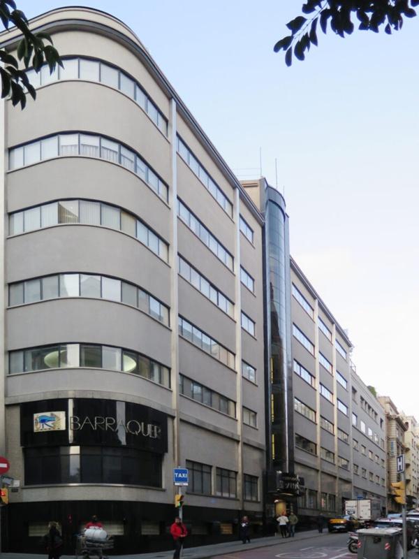 Reforma i Remunta de la Clínica Oftalmològica Barraquer