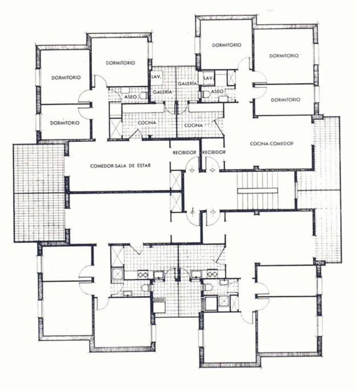 Habitatges del Congrés Eucarístic