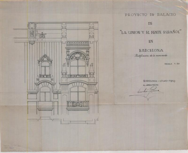 Edifici de la Unión y El Fénix Español