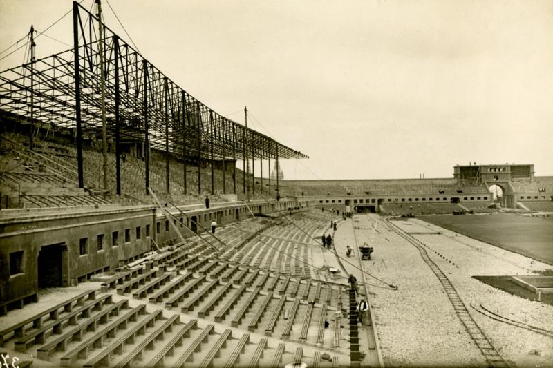 Estadio de Montjuïc