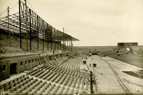 Montjuïc Stadium