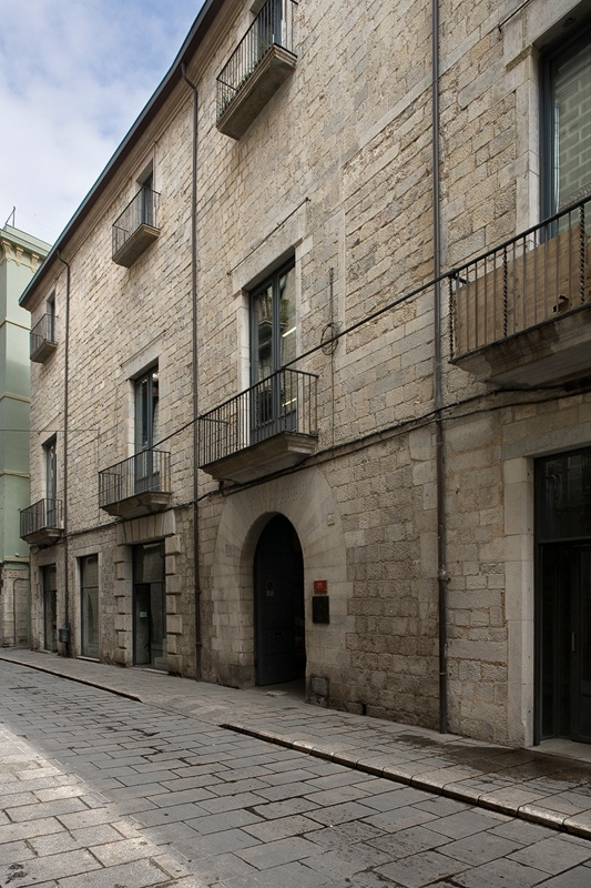 Seu dels Serveis Territorials de Cultura de la Generalitat a Girona