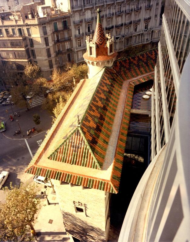 Sede Central de la Diputación de Barcelona