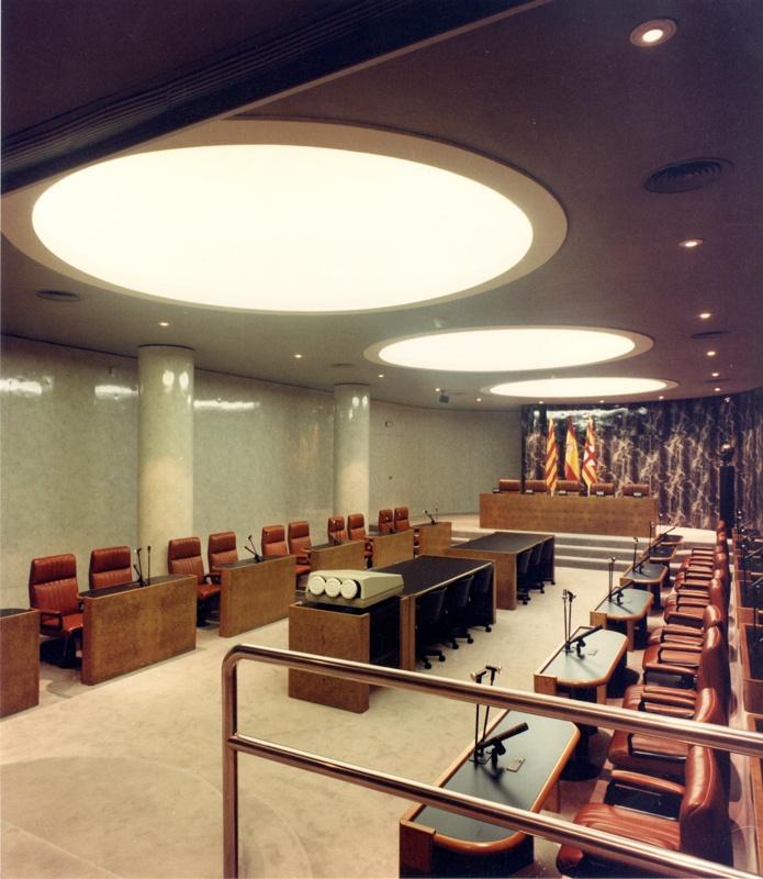 Seu Central de la Diputació de Barcelona