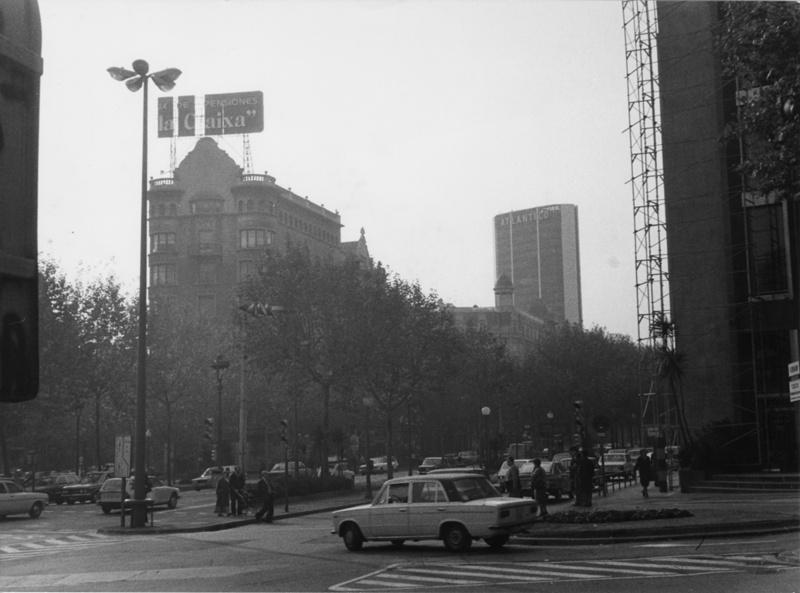 Diputació de Barcelona Headquarters