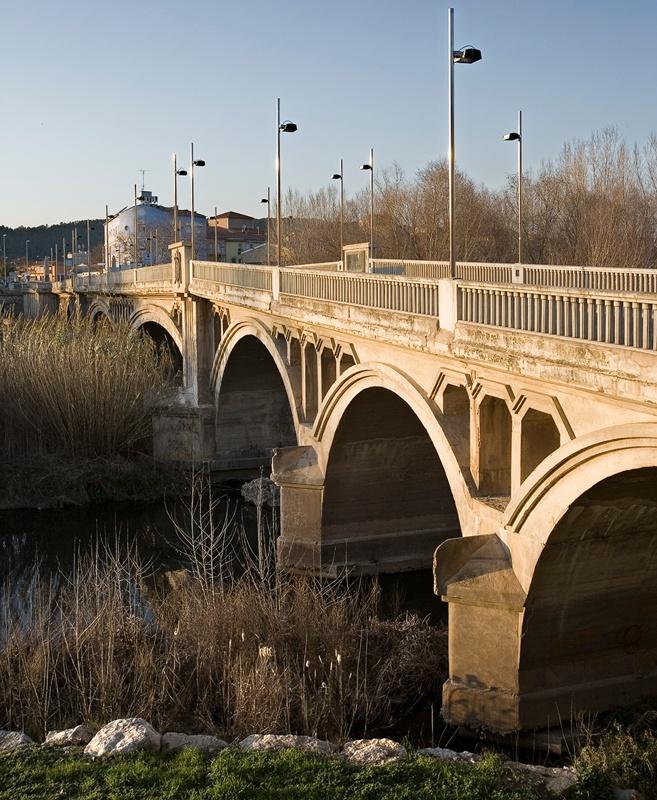 Pont de l'Aigua