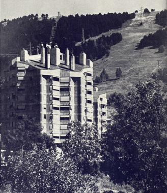 Apartaments Mauberme