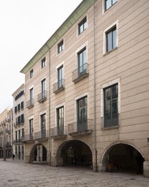 Restauració de la Façana de la Seu del Bisbat de Girona