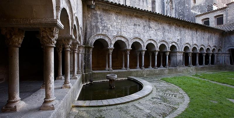 Reforma del Claustre de Santa Maria de Girona