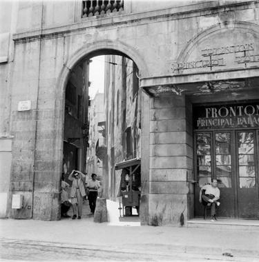 Restauració i Façana  del Teatre Principal