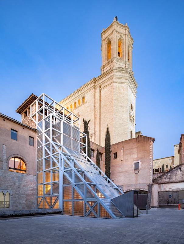 Seu de la Demarcació de Girona del COAC