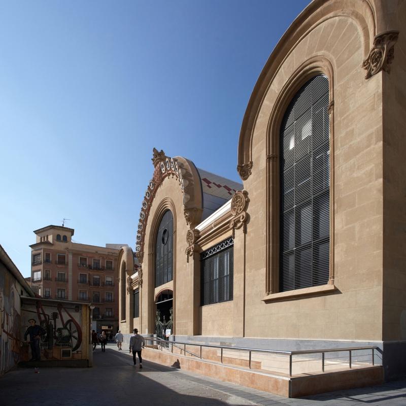 Reforma del Mercat Central de Tarragona