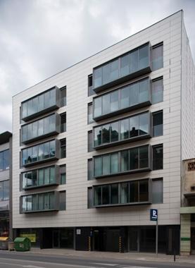 Habitatges Juli Garreta-Barcelona