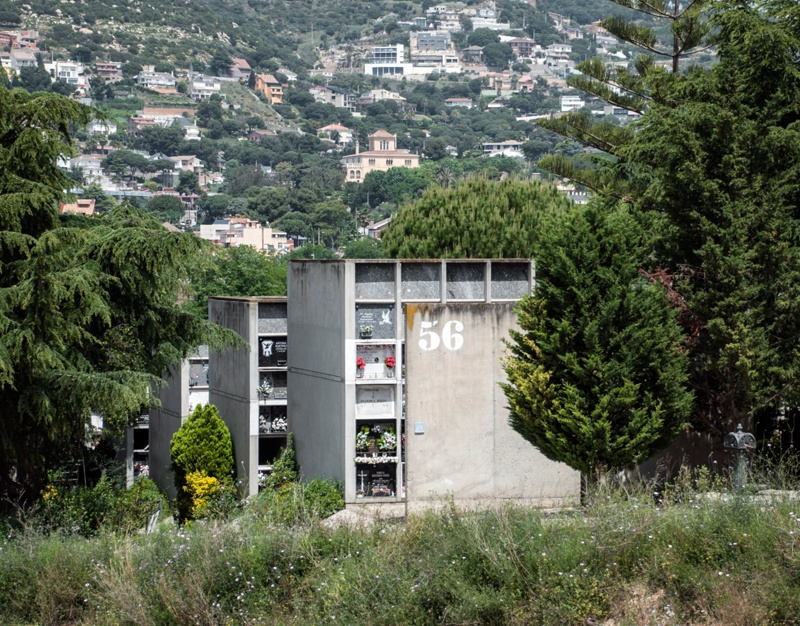 Extension and Interventions in the Cemetery of Sant Pere