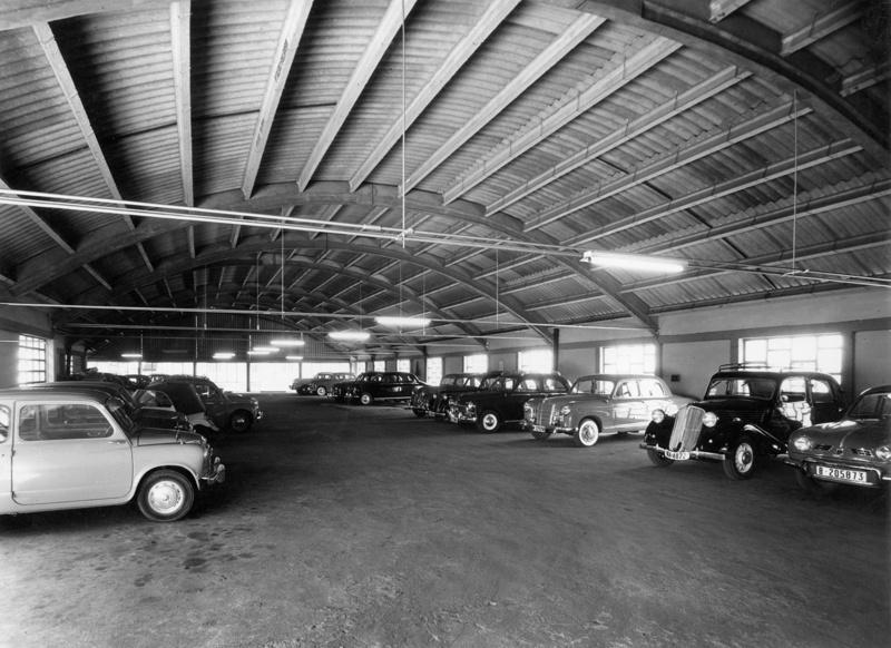 Garatge Catedral