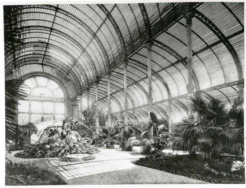 Umbracle del Parc de la Ciutadella