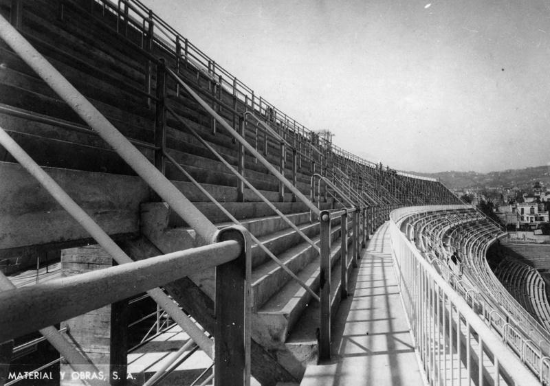 Ampliació i Reforma de l'Estadi de Sarrià del R.C.D. Espanyol
