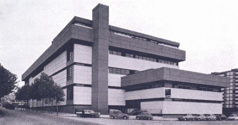Edifici per a Telerasa
