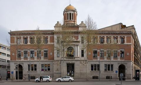 Seu de Correus a Girona