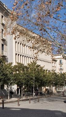 Ampliació de la Caixa de Pensions a Girona