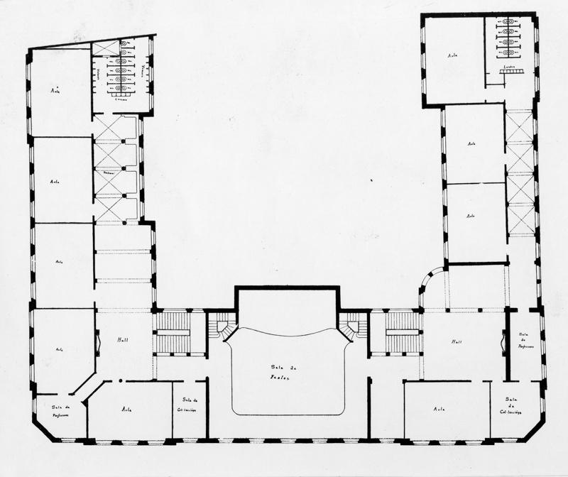 Milà i Fontanals School Complex