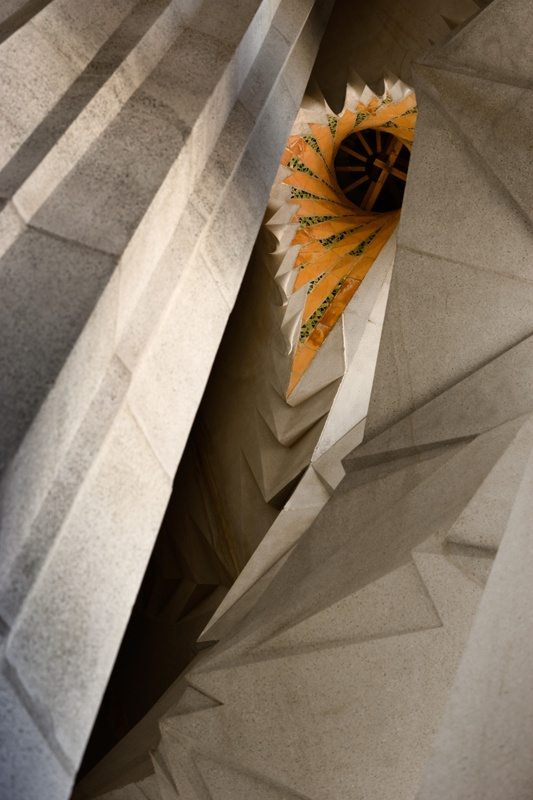 Continuació de les Obres del Temple Expiatori de la Sagrada Família