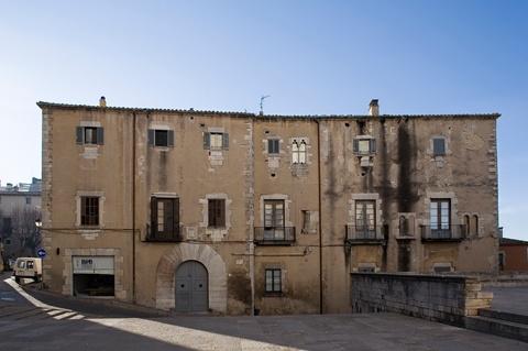Reforma de la Casa de l'Ardiaca de Girona