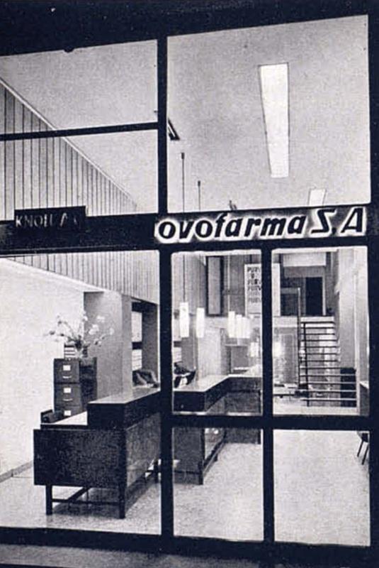 Oficines Novofarma
