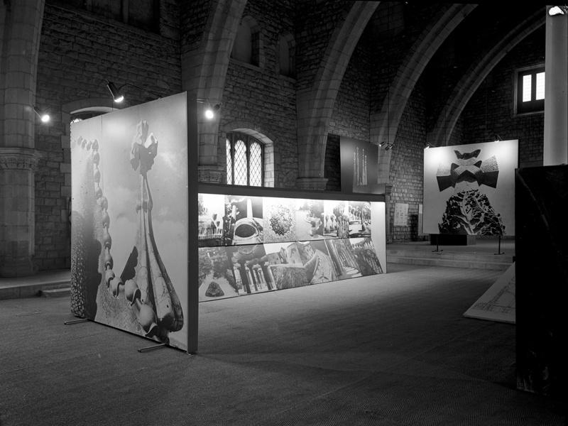 """Exposició """"Gaudí"""" al Tinell"""