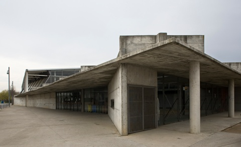 Pavelló Municipal de Vilablareix